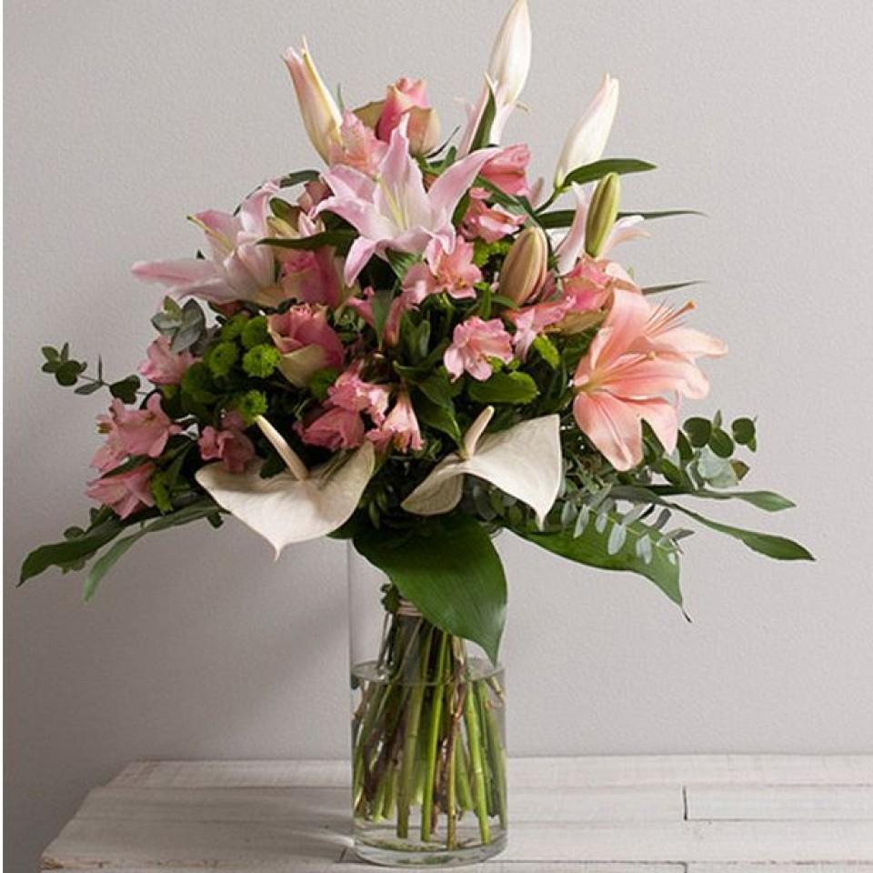 Interflorawikifleurs votre fleuriste en ligne for Vente de bouquet de fleurs en ligne
