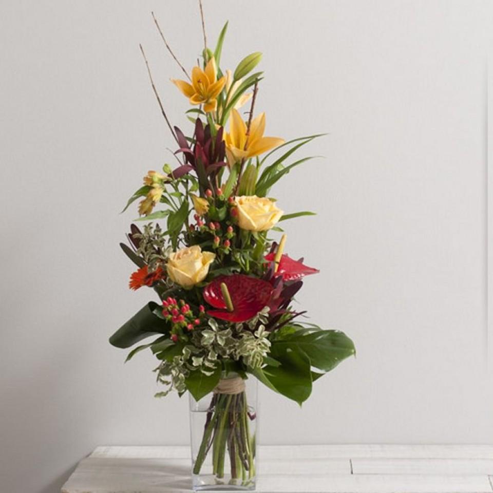 Interflorawikifleurs votre fleuriste en ligne for Ligne de fleurs