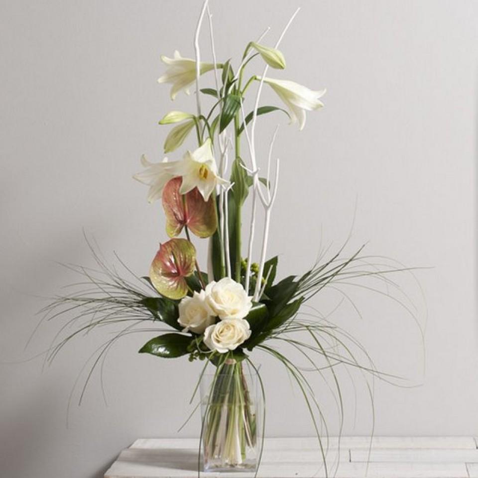 Les bouquets nouvelle collection interflorawikifleurs for Ligne de fleurs