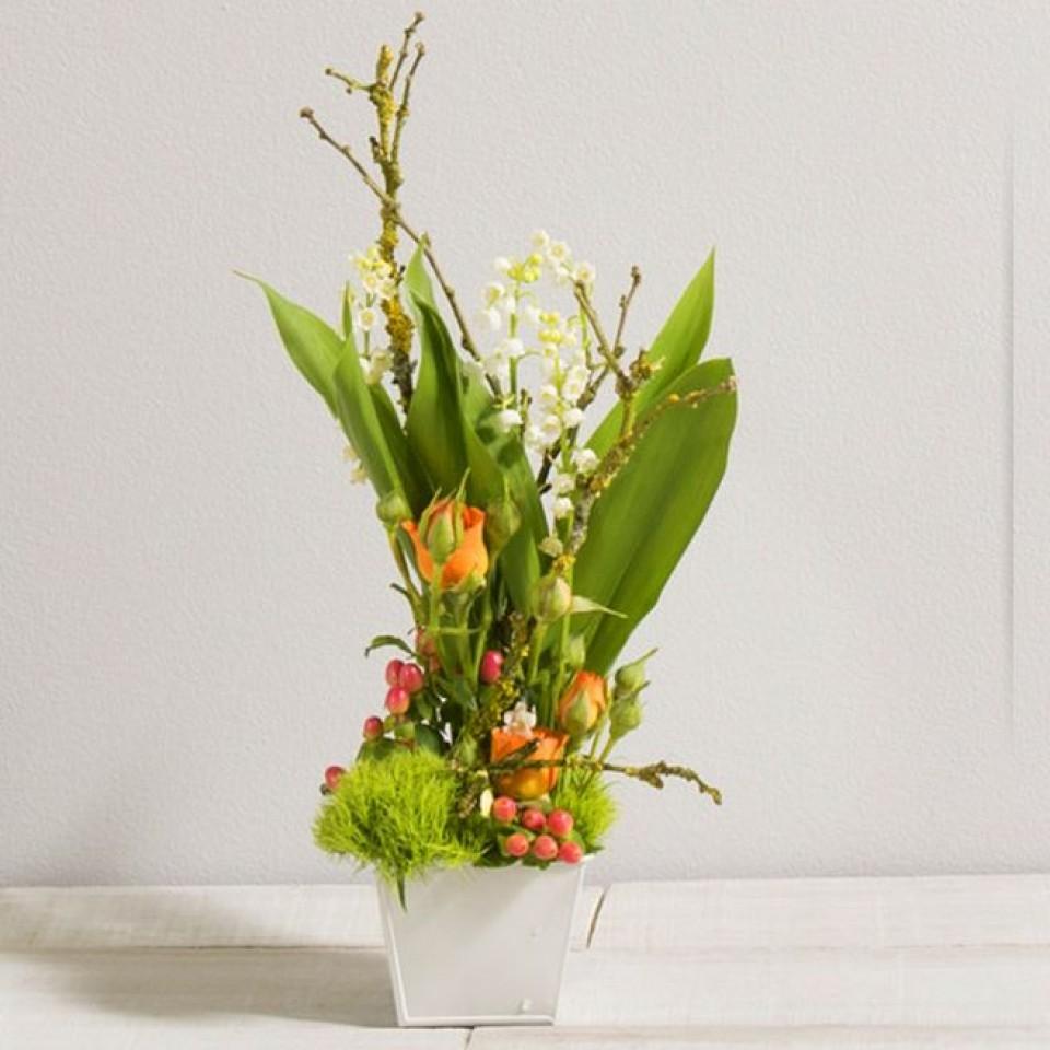 Muguet - 1er mai 2014 - Chance Interflora Wikifleurs