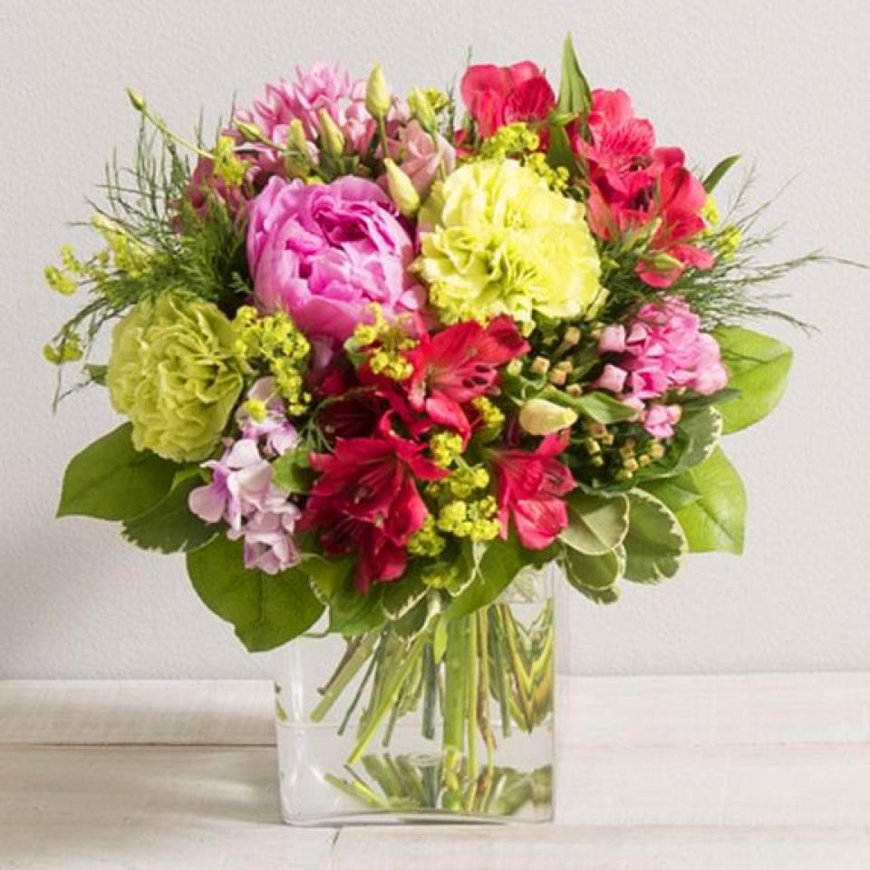 Envoi fleurs f te des m reswikifleurs votre fleuriste en for Envoi fleurs