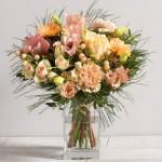 Bouquet de fleurs BOUDOIR Interflora Wikifleurs