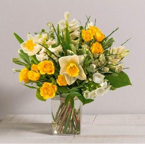 bouquet de fleurs fête des Grand-mères 2015