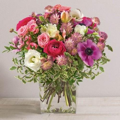 Bouquet de fleurs Complicite